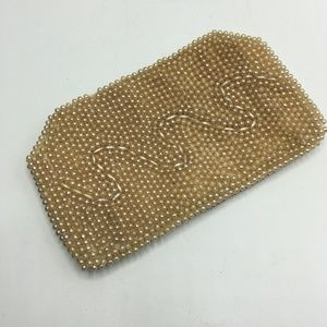 Vintage Japanese Beaded Clutch